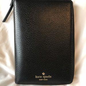 Kate Spade Planner Black New